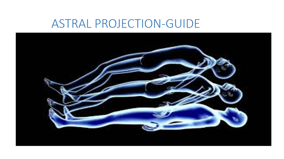 how to meet your spirit guide through astral projection