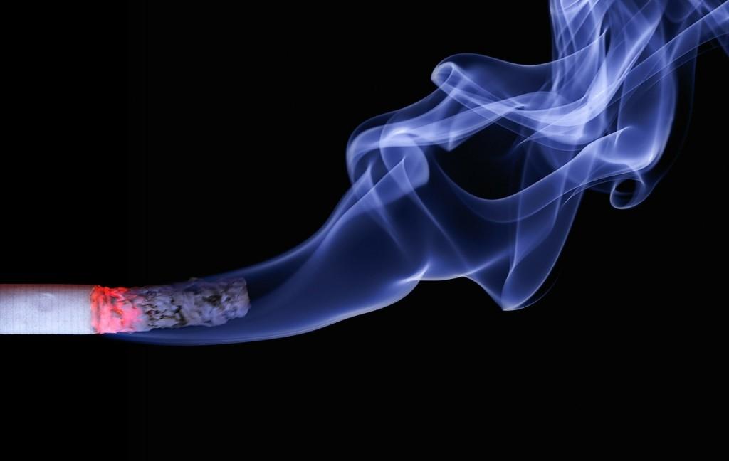 Smelling Cigeratte Smoke When No One Is Smoking
