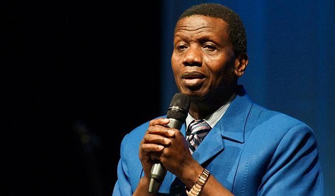 E.A. Adeboye - World's richest pastor