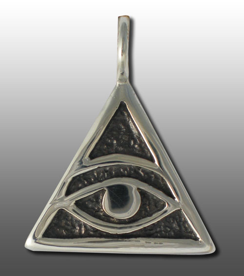 Triangle with Eye - Big Chi Theory